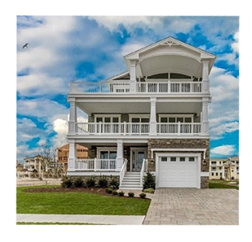 New Construction - Woerner Custom Builders Brigantine, NJ