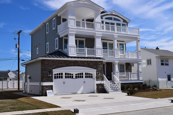 3 Story Beach Home 5 Bedrooms 4 Baths Over 4500 Sq Ft Spectacular Ocean Views Quality Built By Brigantine S Premier