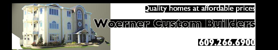 Woerner Custom Builders Logo